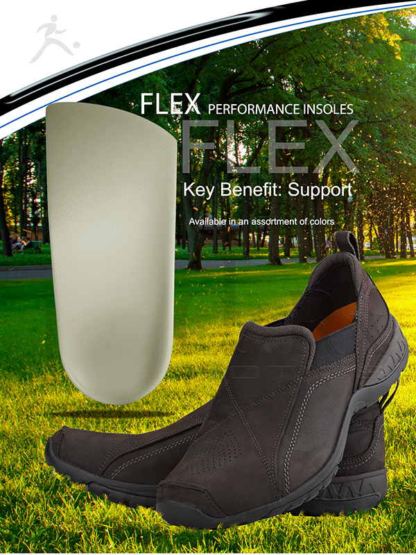 615db79eed Flex arch support and cushioning to relieve foot pain • Designed for men's  & women's low-heeled slip-on shoes, including moccasins